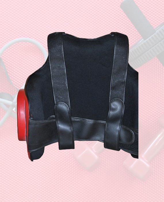 """SETRICA """"COMPETITION"""" Chest Guard"""